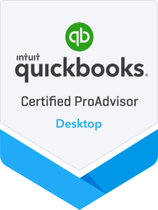 Quickbooks Certified ProAdvisor Desktop